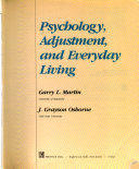 Psychology, Adjustment, and Everyday Living