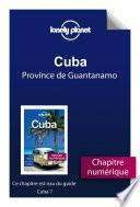 Cuba 7   Province de Guantanamo