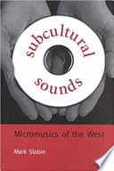 Subcultural Sounds
