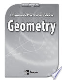 Geometry Homework Practice Workbook Glencoe Mcgraw Hill