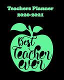 Teachers Planner 2020 2021