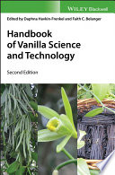 Handbook of Vanilla Science and Technology