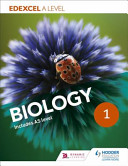 Edexcel a Level Biology Year 1 Student Book