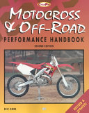 Motocross Off Road Performance Handbook