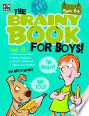 Brainy Book for Boys  Volume 2 Activity Book