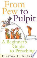 Book From Pew to Pulpit