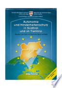 Autonomie und Minderheitenschutz in S  dtirol und im Trentino     berblick   ber Land und Geschichte  Recht und Politik