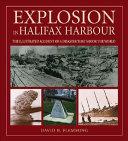 Explosion in Halifax Harbour