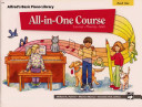 Alfred's Basic All-In-One Course For Children - Book 1