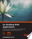 Go  Building Web Applications