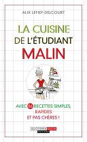 La cuisine de l   tudiant malin