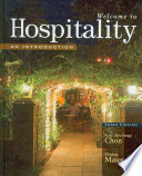 Welcome to Hospitality  An Introduction