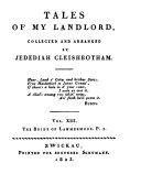 download ebook tales of my landlord pdf epub