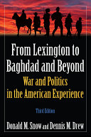 From Lexington to Baghdad and Beyond