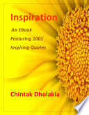 Inspiration  An ebook featuring 1001 inspiring quotes