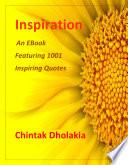 Inspiration  An ebook featuring 1001 inspiring quotes