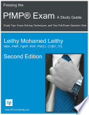 Passing the PfMP   Exam  A Study Guide