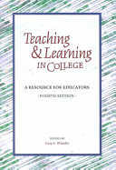 Teaching   Learning in College