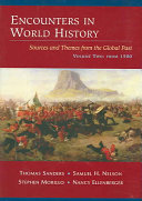Encounters in World History  From 1500