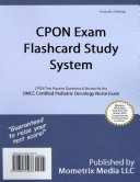 CPON Exam Flashcard Study System