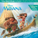 Moana Read Along Storybook