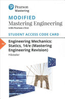 Engineering Mechanics Modified Mastering Engineering With Pearson Etext Access Code