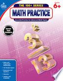 Math Practice  Grades 6   8