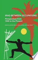 Iraq Between Occupations