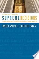Supreme Decisions  Volume 2