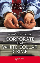 Introduction to Corporate and White-Collar Crime Book