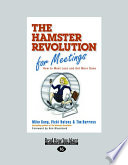 The Hamster Revolution For Meetings Large Print 16pt