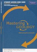 MasteringGeology
