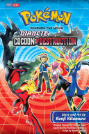 Pok  mon the Movie  Diancie and the Cocoon of Destruction