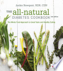 The All Natural Diabetes Cookbook