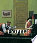 illustration du livre Edward Hopper