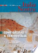 Italia Nostra 440 2008   Come salvare il Centro Italia