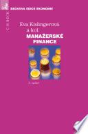 Manažerské finance, 3. vydání (+ CD)