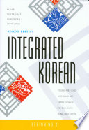 Integrated Korean: Beginning 2