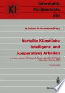 Verteilte Künstliche Intelligenz und kooperatives Arbeiten