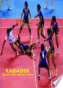 KABADDI   RULES AND REGULATIONS