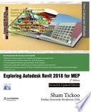 Exploring Autodesk Revit 2018 For Mep 5th Edition