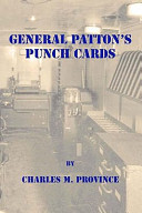 General Patton s Punch Cards