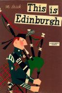 This is Edinburgh