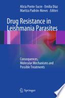 Drug Resistance In Leishmania Parasites