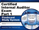 Certified Internal Auditor Exam Part 1 Flashcard Study System
