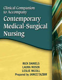 Contemporary Medical surgical Nursing Clinical Companion