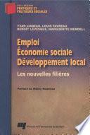 Emploi, Économie Sociale et Développement Local