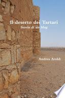 Il deserto dei Tartari  storia di un blog