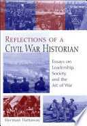 Reflections of a Civil War Historian