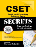 CSET Earth and Planetary Science Exam Secrets Study Guide
